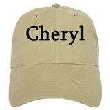 Cheryl - Personalized Cap