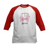 I walk for Mattie (bridge) Tee