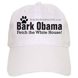 Bark Obama Fetch the White House! cap