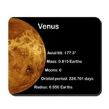 Venus mousepad