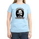 """Obama is my Homeboy"" T-Shirt"