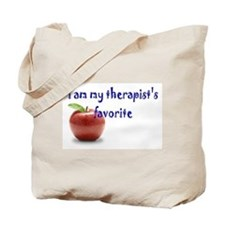 therapist's favorite Tote Bag