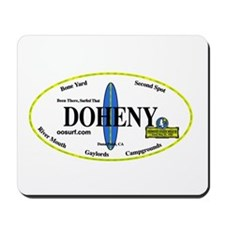 Doheny Surf Breaks Mousepad
