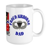 509th Airborne Dad Mug