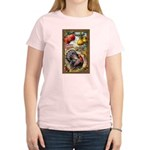 Joyful Thanksgiving Women's Light T-Shirt