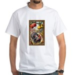 Joyful Thanksgiving White T-Shirt