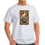 Joyful Thanksgiving Light T-Shirt