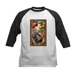 Joyful Thanksgiving Kids Baseball Jersey