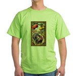 Joyful Thanksgiving Green T-Shirt