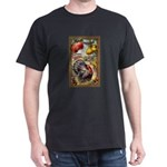 Joyful Thanksgiving Dark T-Shirt