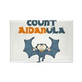 Count Aidanula Rectangle Magnet
