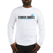 Student Nurses Do It Better! Long Sleeve T-Shirt