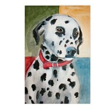A Dalmatian Postcards (Package of 8)