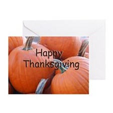 Pumpkin Happy Thanksgiving Cards (Pk of 10)