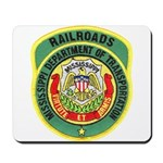 Mississippi Railroads Mousepad