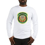 Mississippi Railroads Long Sleeve T-Shirt