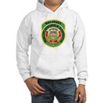 Mississippi Railroads Hooded Sweatshirt