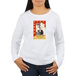 Romantic Thanksgiving Women's Long Sleeve T-Shirt