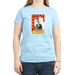 Romantic Thanksgiving Women's Light T-Shirt