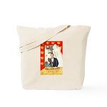Romantic Thanksgiving Tote Bag