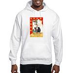 Romantic Thanksgiving Hooded Sweatshirt