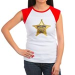 Clark County Sheriff Women's Cap Sleeve T-Shirt