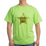 Clark County Sheriff Green T-Shirt