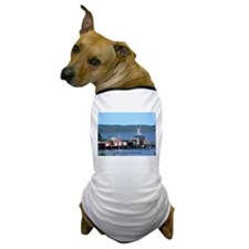Two mast Schooner Dog T-Shirt