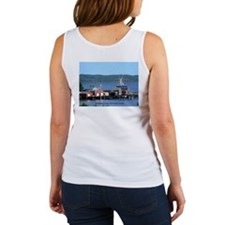 Two mast Schooner Women's Tank Top