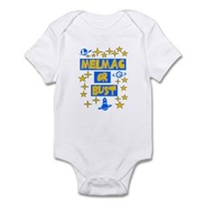 Melmac or Bust Infant Bodysuit