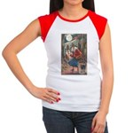 Halloween Hag Women's Cap Sleeve T-Shirt