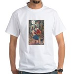 Halloween Hag White T-Shirt
