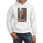 Halloween Hag Hooded Sweatshirt