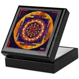 Creativity Mandala Keepsake Box