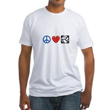 Peace, love, volleyball Shirt