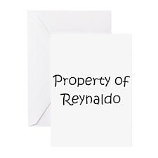 Funny Reynaldo's Greeting Cards (Pk of 10)