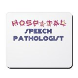 HOSPITAL SLP Mousepad