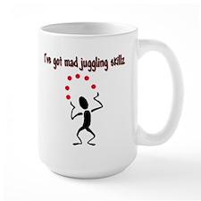 Mad Juggler Ceramic Mugs