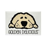 Golden Delicious Rectangle Magnet (10 pack)