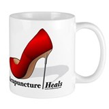 ACUPUNCTURE HEALS Coffee Mug