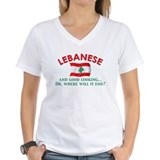 Good Lkg Lebanese 2 Shirt