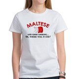 Good Lkg Maltese 2 Tee