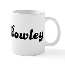 Mrs. Rowley Mug
