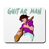 Guitar Man Mousepad