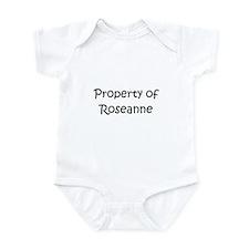 Funny Roseanne Infant Bodysuit
