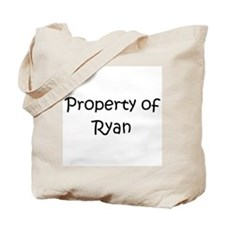 Cool Ryan Tote Bag