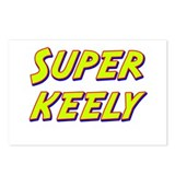 Super keely Postcards (Package of 8)