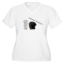 Cute Brown lab T-Shirt
