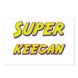 Super keegan Postcards (Package of 8)