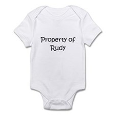 Cute Rudy Infant Bodysuit
